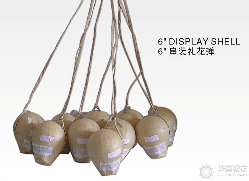 6 Display Ball Shells