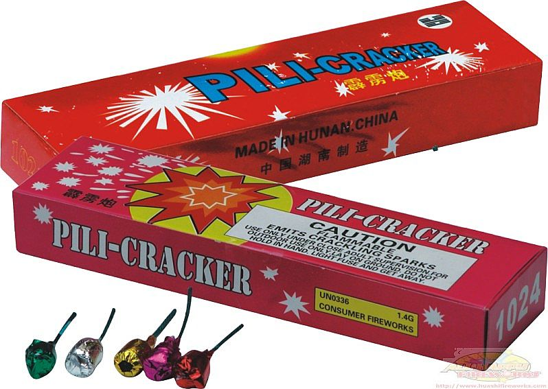 Pili-Cracker